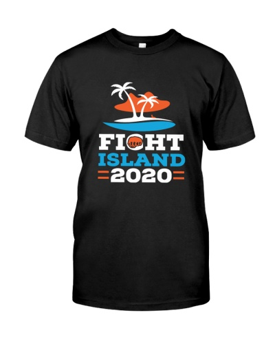ufc fight island t shirt