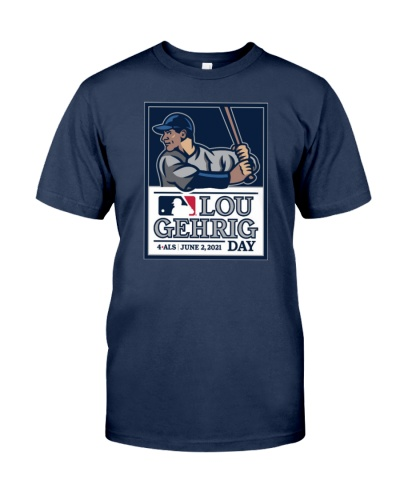 lou gehrig day shirt