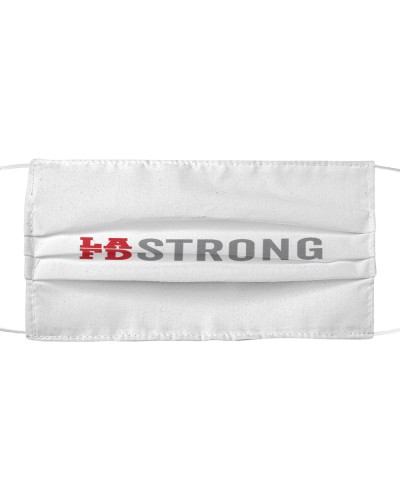 lafd strong cloth face mask