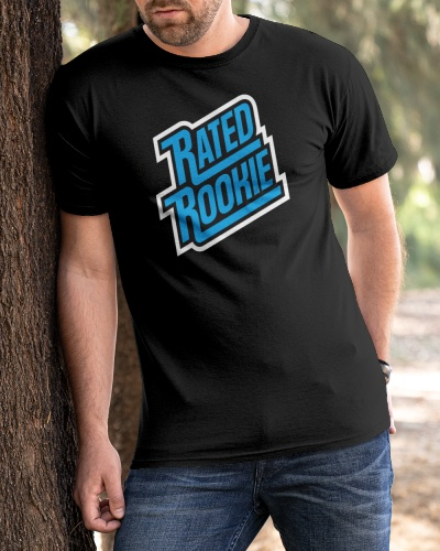 rated rookie shirt