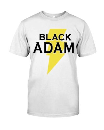 black adam shirt