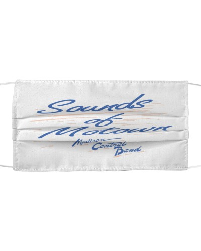 sounds of motown cloth face mask