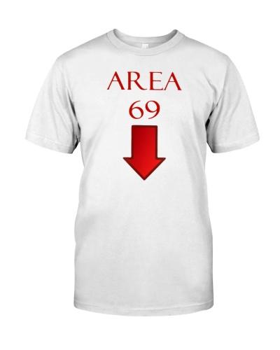 area 69 t shirt