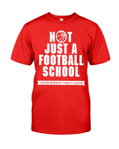Ohio State not just a football school land grant holy land shirt