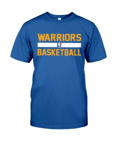 warriors basketball shirt