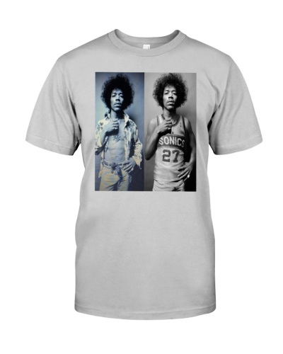 jimi hendrix sonics shirt