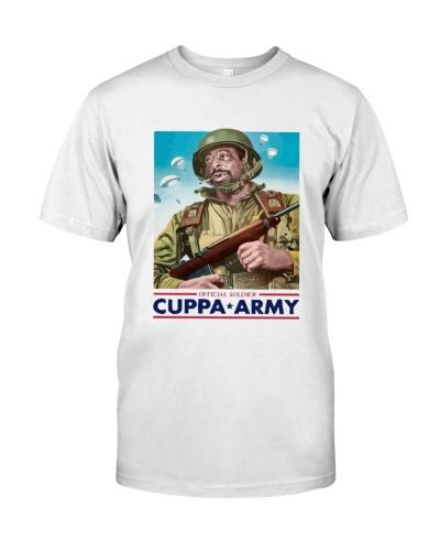 cuppa army T Shirt