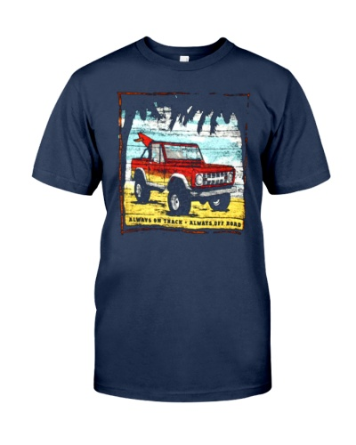 vintage ford bronco shirt