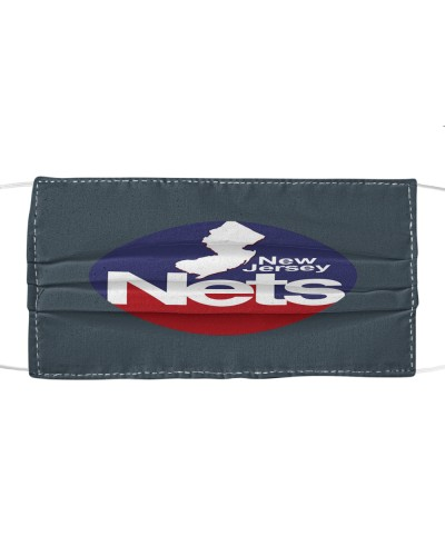 new jersey nets cloth face mask