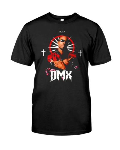 dmx tribute shirt