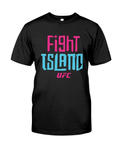 fight island t shirt