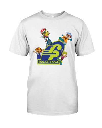 rocket power shirt