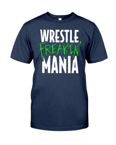 wrestlemania 34 shirt