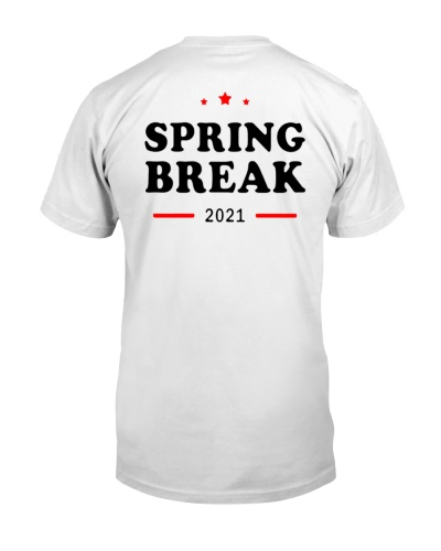 Ted Cruz spring break shirt