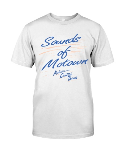 sounds of motown shirt