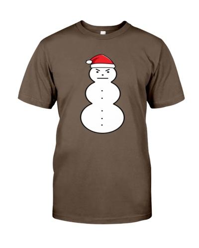 jeezy the snowman shirt