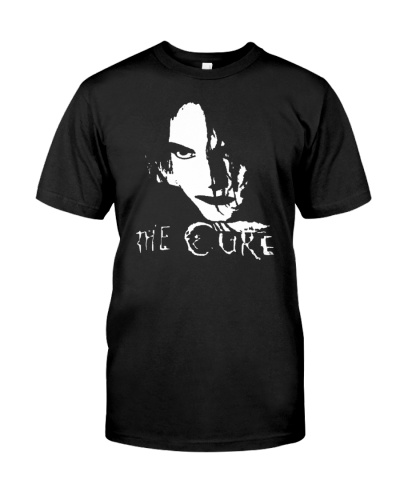 the cure t shirt