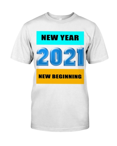 New year 2021 New Beinning t Shirt