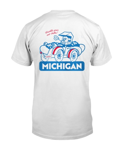 sonic michigan shirt