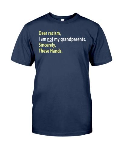 dear racism shirt