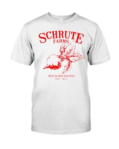 schrute farms shirt