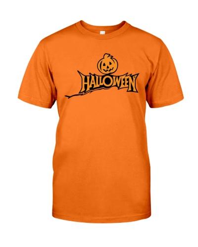 halloween pumpkin t shirt