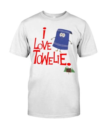 i love towelie shirt south park