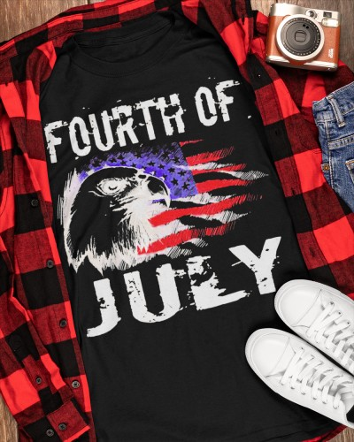 american fourth of july shirt