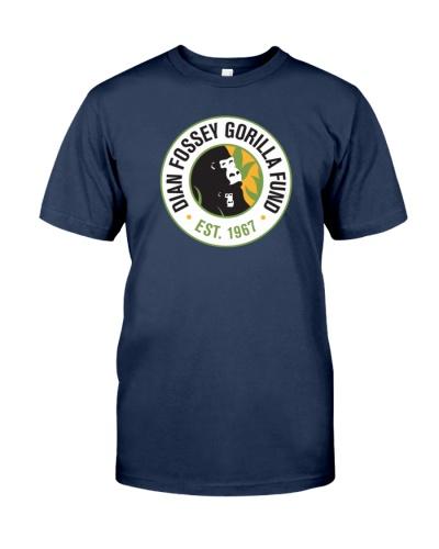 dian fossey gorilla fund t shirt