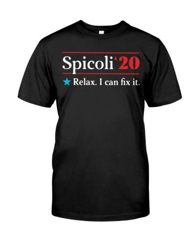 Spicoli 2020 shirt
