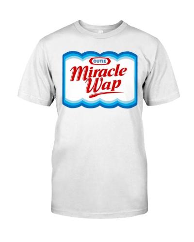 cutie miracle wap shirt