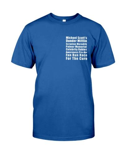michael scott fun run shirt