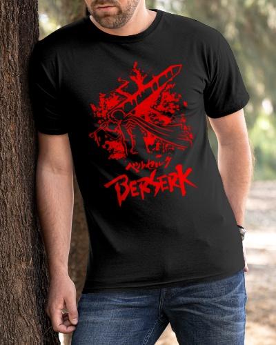 berserk shirt