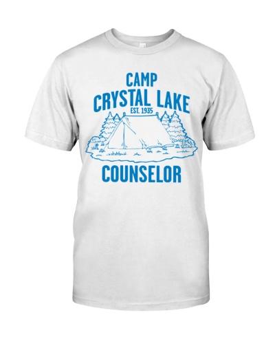 camp crystal lake t shirt