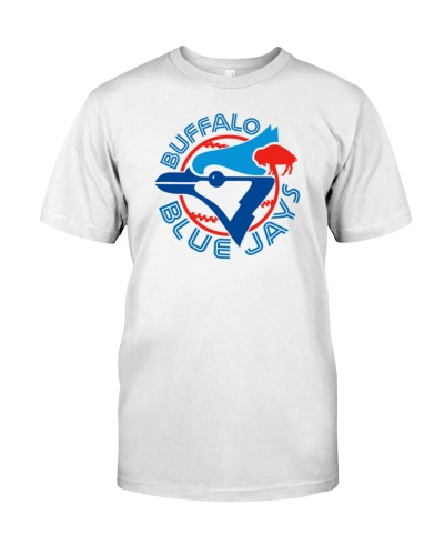 Buffalo Blue Jays Baseball Shirt