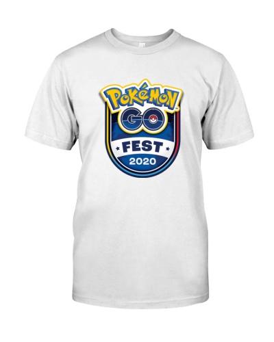 pokemon go fest 2020 t shirt