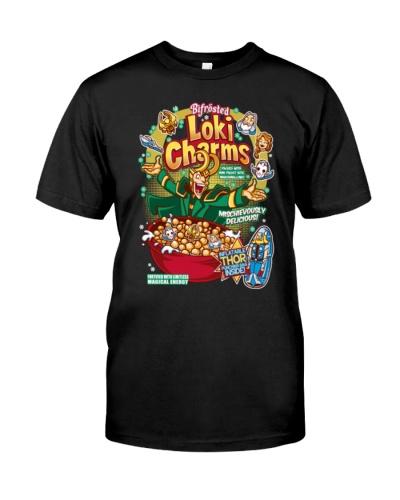 loki charms shirt