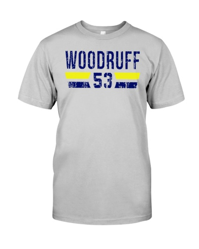 Woodruff 53 shirt