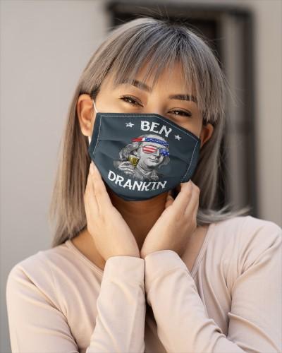 ben drankin face mask