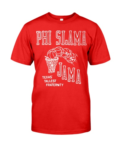 Phi Slama Jama Basketball Houston Cougars shirt