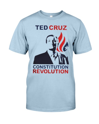 Ted Cruz Constitution Revolution Shirt