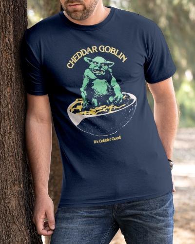 cheddar goblin shirt