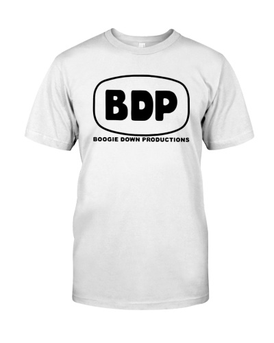 BDP Boogie Down Productions Shirt