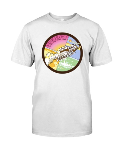 Pink Floyd wish you were here vinyl shirt