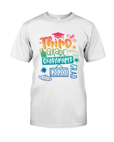 Third Grade 2020 class of 2033 t shirt