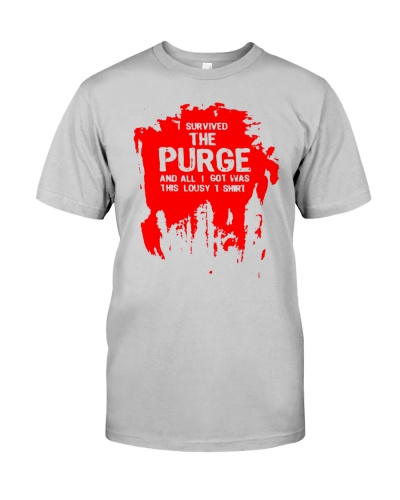 survived the purge shirt