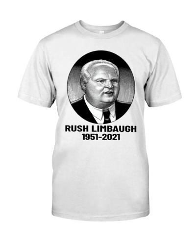 rush limbaugh 1951 2021 shirt