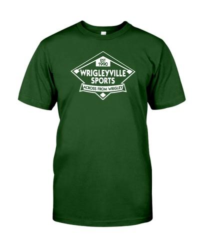 wrigleyville sports shirt