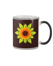Flower Arts Design  Color Changing Mug thumbnail