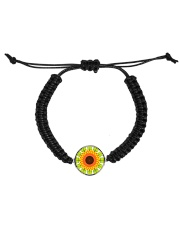Flower Arts Design  Cord Circle Bracelet thumbnail